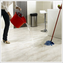 WATERPROOF LAMINATE FLOORS